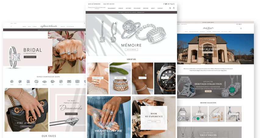 Websites For Jewelers